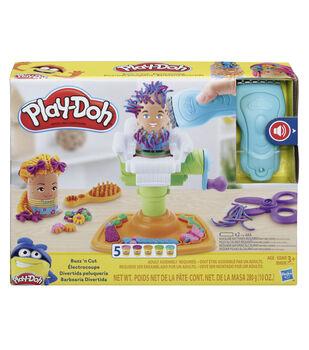 Play-Doh Buzz 'n Cut Barber Shop Playset