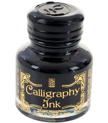 Manuscript Calligraphy Ink 30ml 6pk-Black
