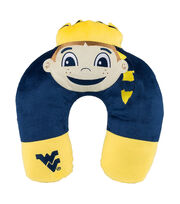 West Virginia University Mountaineers Neck Pillow, , hi-res
