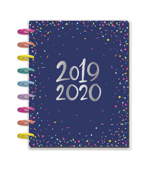 The Happy Planner 18 Month Planner-Happy Year