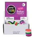 Button Magnet Display (40 pcs)