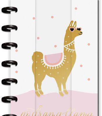 Happy Planner 12 Month Mini Planner-Drama Llama