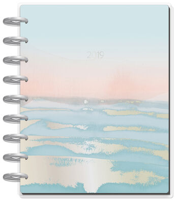 Happy Planner 12 Month Classic Planner-Coastal
