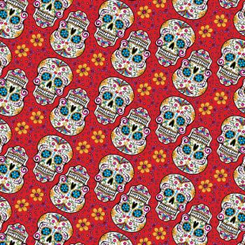 Sugarskull, Sugar Skull RED