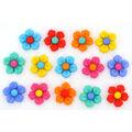 Jesse James Dress It Up Floral Button Embellishments-Step into Spring