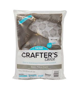 "Crafter's Choice Pillow 12"" x 16"""