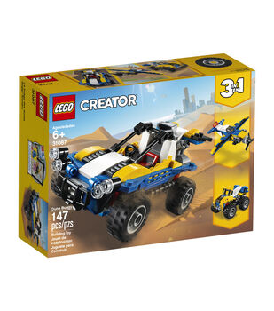 LEGO Creator 3-in-1 Dune Buggy Set
