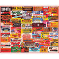 Jigsaw Puzzle 1000 Pieces 24\u0022X30\u0022-Candy Wrappers
