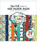 Echo Park Paper Company Imagine That Boy 6\u0027\u0027x6\u0027\u0027 Double-sided Paper Pad