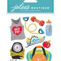 Jolee\u0027s Boutique Dimensional Stickers-Get Fit