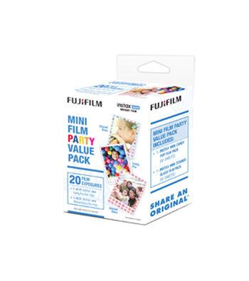Fujifilm Mini Film Party Value Pack