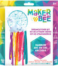 Maker Bee Dreamcatcher Kit-Rainbow