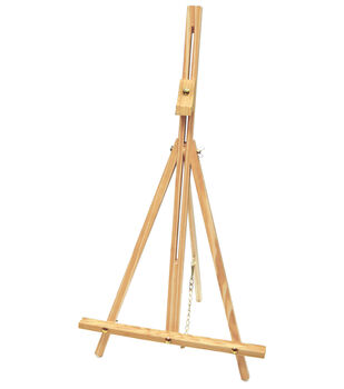 Simply Art 18'' Natural Wood Table Easel
