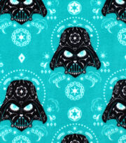 Star Wars Darth Vader Fleece Fabric 58''-Sugar Skulls, , hi-res
