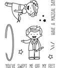 Neat & Tangled Clear Stamps 3\u0022X4\u0022-Making Magic