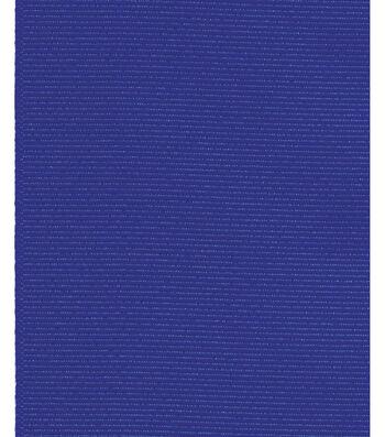 "Offray Ribbon Express 3"" Grosgrain-Royal Blue"