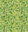 St. Patrick\u0027s Day Cotton Fabric-Luck of the Irish