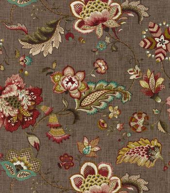 "Upholstery Fabric 54""-Palladium Carob"