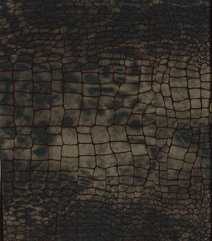 Suede Fabric -Textured Brown