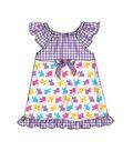 Butterick Pattern B6444 Infants\u0027 Tops, Dresses & Panties-Size NB-XL