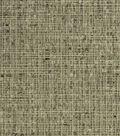 Robert Allen @ Home Upholstery Fabric 54\u0022-Tweedy Natural Black