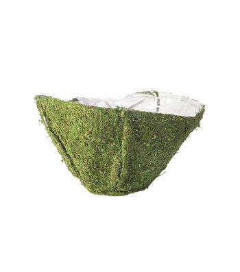 Hello Spring Gardening 14'' Round Moss Liner
