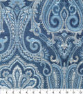 Home Decor 8\u0022x8\u0022 Fabric Swatch-Waverly Clubroom Paisley Luna
