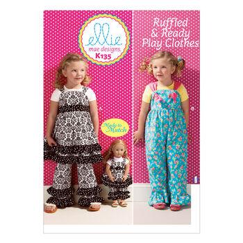 Kwik Sew Child Casual-K0135