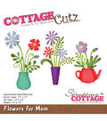 CottageCutz Die-Flowers For Mom 1.2\u0022 To 2.7\u0022