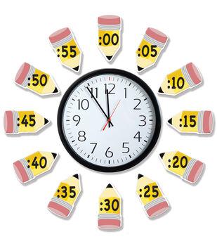 Eureka Bulletin Board Set-Telling Time