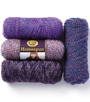 Lion Brand Homespun Yarn, , hi-res