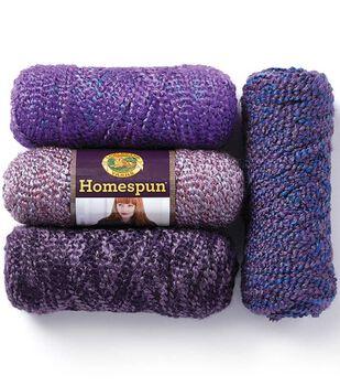 Lion Brand Homespun Yarn