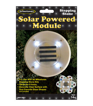Stepping Stone Solar Powered Module-