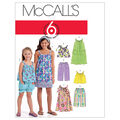 McCall\u0027s Girls Casual-M5797