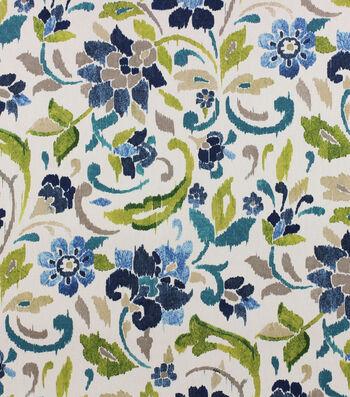 Home Essentials Lightweight Decor Fabric 45''-Peacock Fezza
