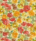 Home Decor 8\u0022x8\u0022 Fabric Swatch-Waverly Shi Shi Poppy