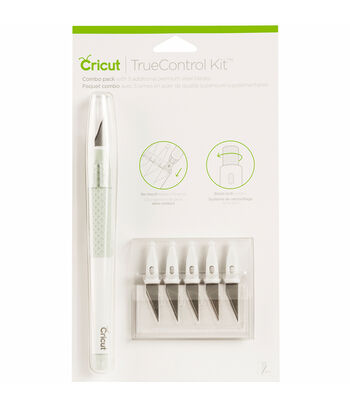 Cricut TrueControl Knife Kit-Mint
