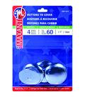Cover Button Refill-Size 60 1-1/2\u0022 4/Pkg