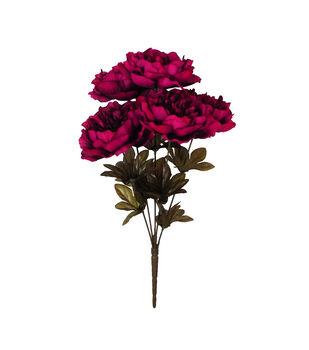 Blooming Autumn Peony Bush-Purple