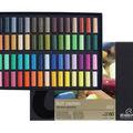 Rembrandt 60 pk Half Stick Extra Fine Soft Pastels-General Selection