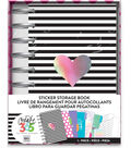 The Happy Planner Sticker Book-Rainbow Foil