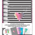 The Happy Planner Sticker Book-Rainbow Foil