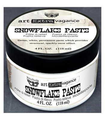 Prima Marketing Art Extravagance Finnabair 4 fl. oz. Snowflake Paste