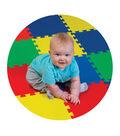 Carpet Tiles, Solid Color Expansion Pack, 12\u0022 x 12\u0022, 4 Count