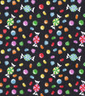 Snuggle Flannel Fabric -Multi Color Candy