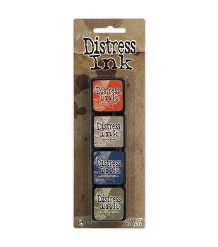 Tim Holtz Distress Mini Ink Kits-Kit 5