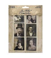 Tim Holtz Idea-Ology Photobooth Vintage Photo Strips 40/Pkg, , hi-res