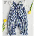 Simplicity Pattern 8614 Babies\u0027 Dress, Romper & Panties-Size A (XXS-L)