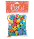 Flair 12oz  Mega Bag Of Colored Flowers