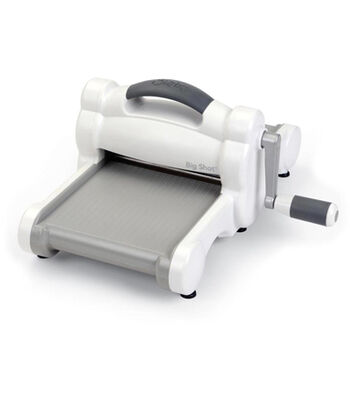Sizzix Big Shot Machine - White & Gray